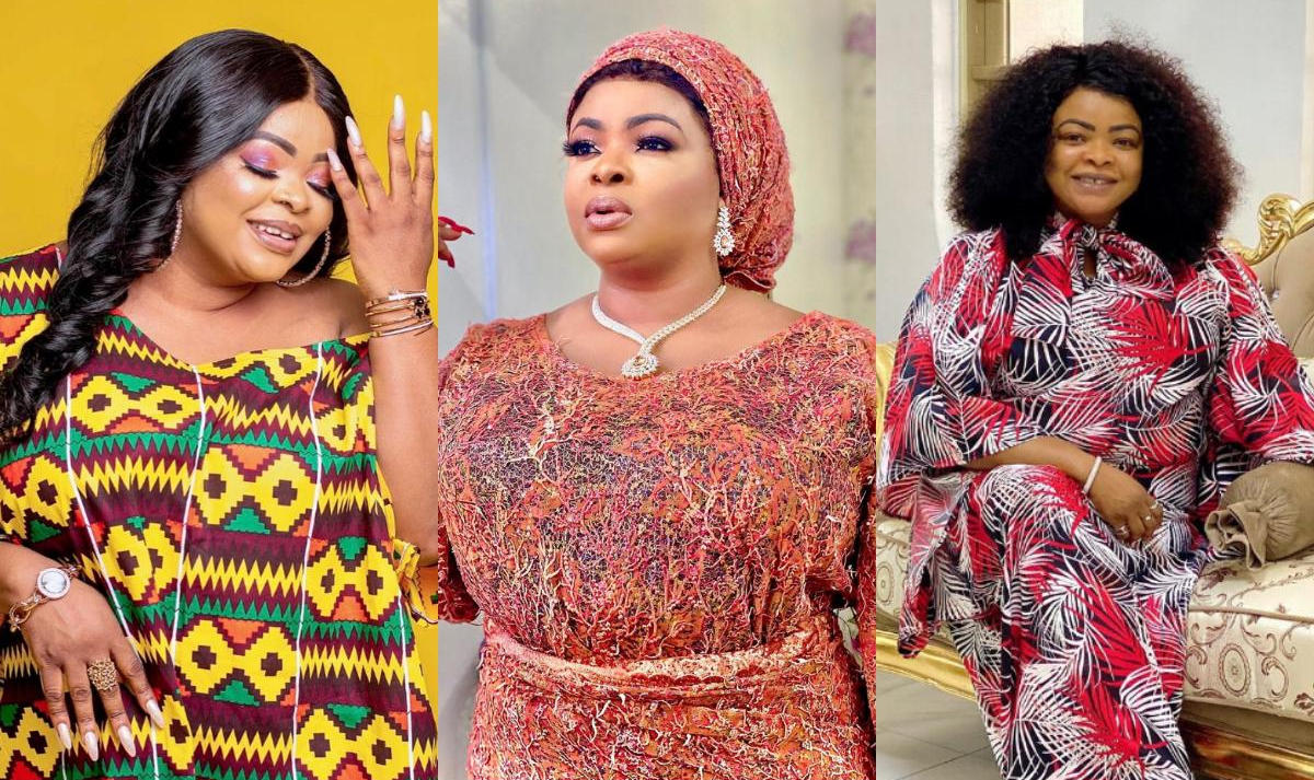 How Dayo Amusa Earns Her Respect - Amebo Book