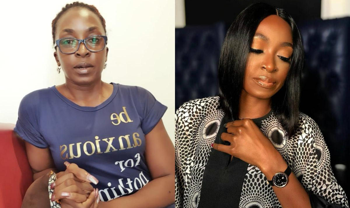 Kate Henshaw Paid COVID-19 Real In Nigeria - Amebo Book