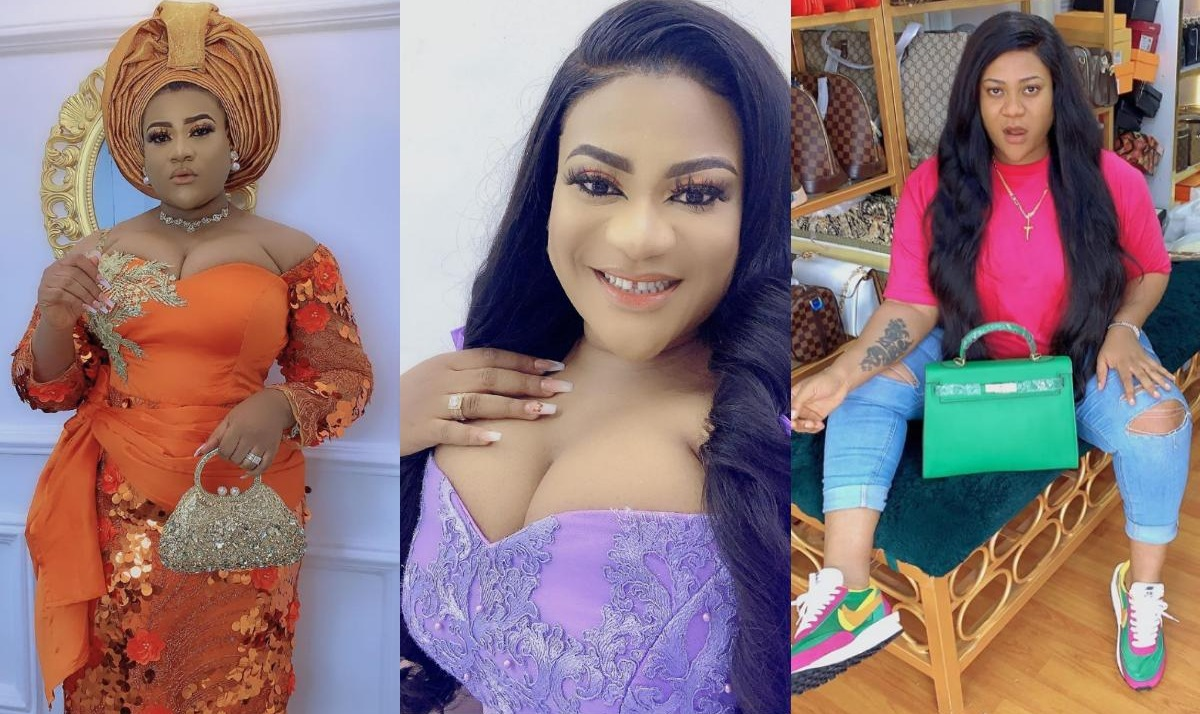 Nkechi Blessing Available For Rent To Make Girlfriend Jealous