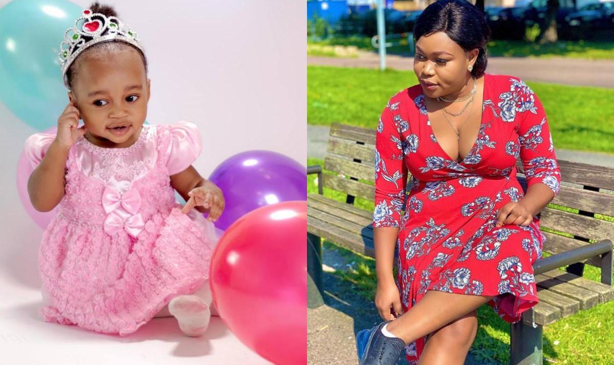 Ruth Kadiri Daughter Reign Ezerika 1st Birthday - Amebo Book