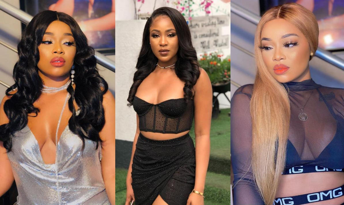 BBNaija Contestants Going Nude Coming Out As Idols Onyii Alex - Amebo Book