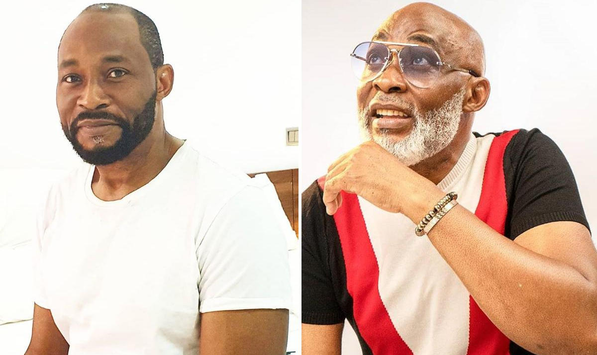 Black Or White Beard RMD - Amebo Book