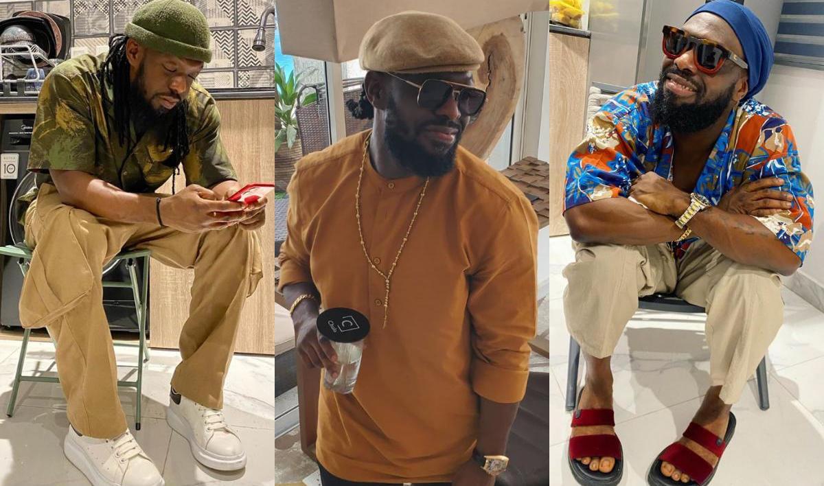 Fans Criticize Timaya Outfit - Amebo Book