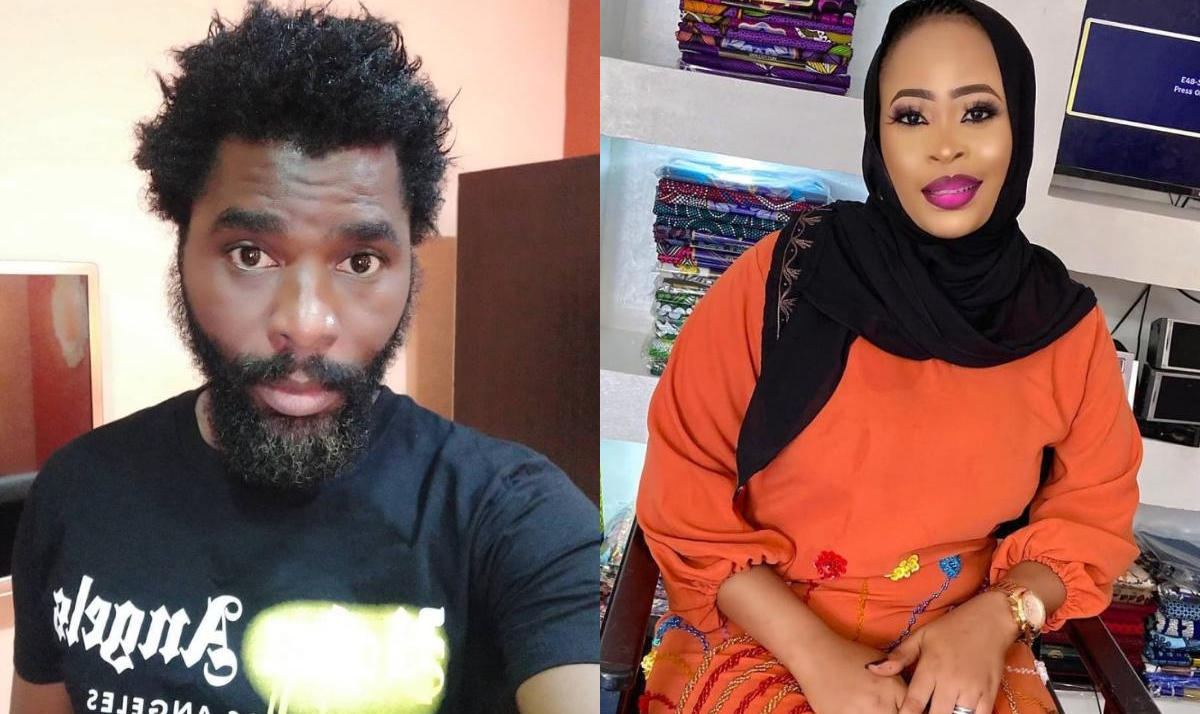 Ibrahim Chatta Wife Olaide Aisha Birthday - Amebo Book