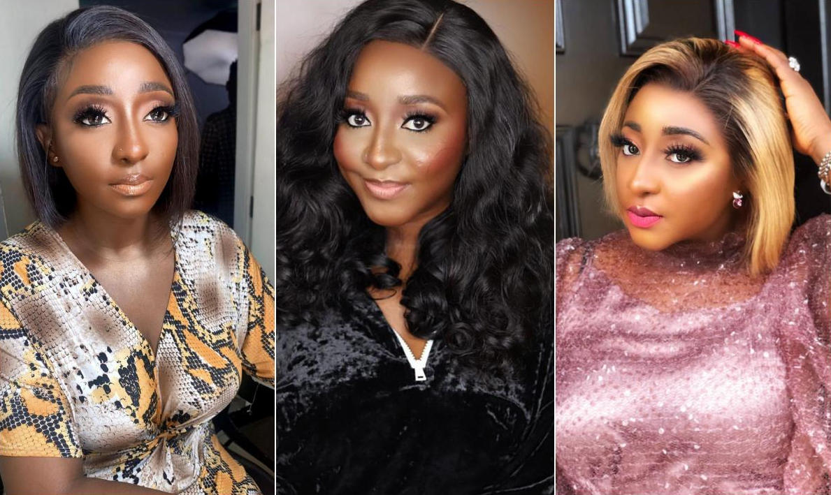 Ini Edo Outfit Sister's Child Dedication - Amebo Book