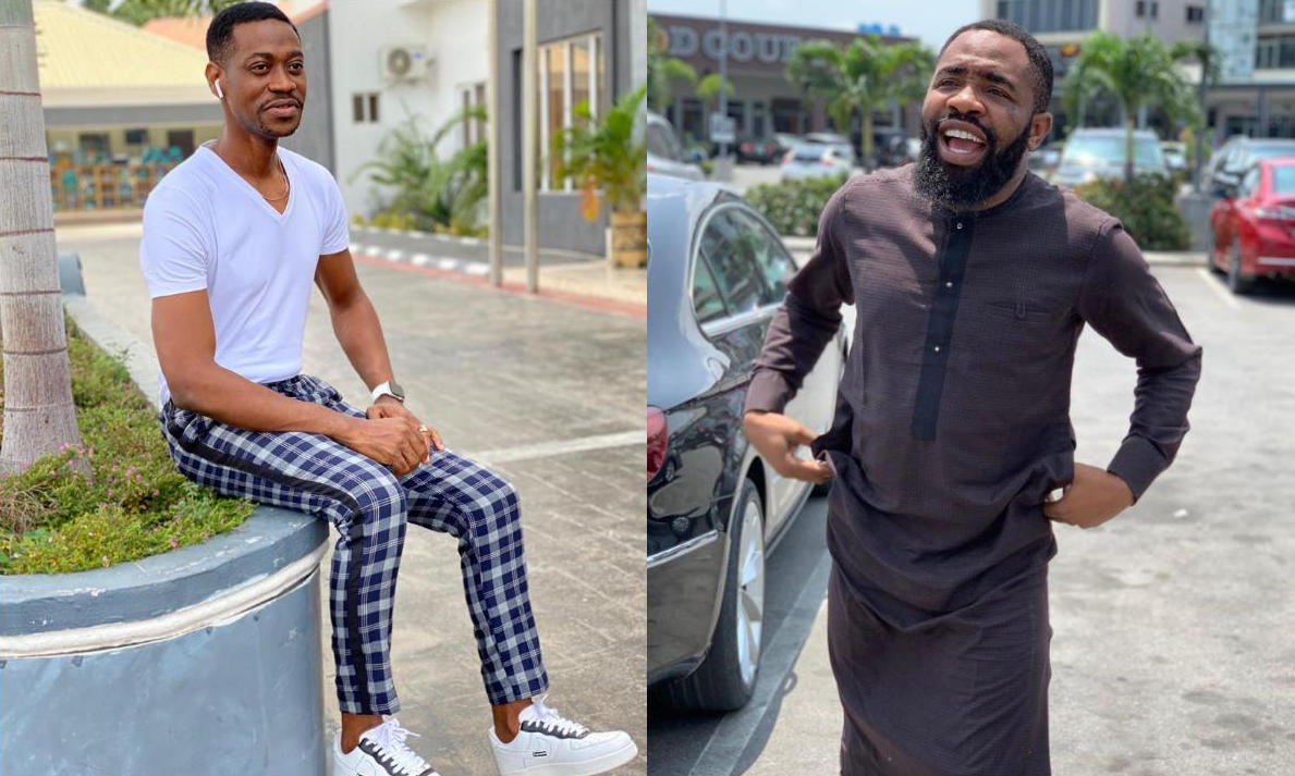 Lateef Adedimeji And Woli Arole Comedy Skit - Amebo Book