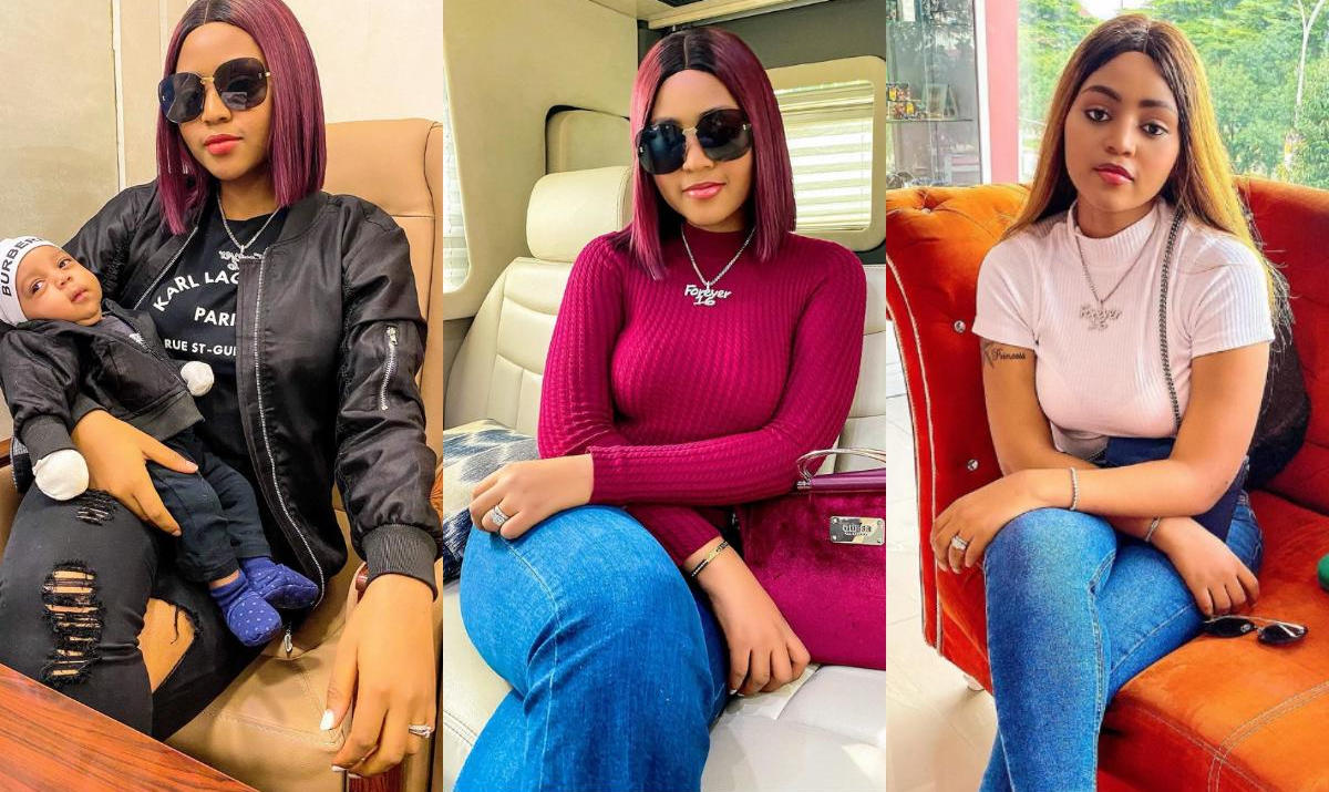 Love Yourself When Not Fulfilling Expectations Regina Daniels - Amebo Book