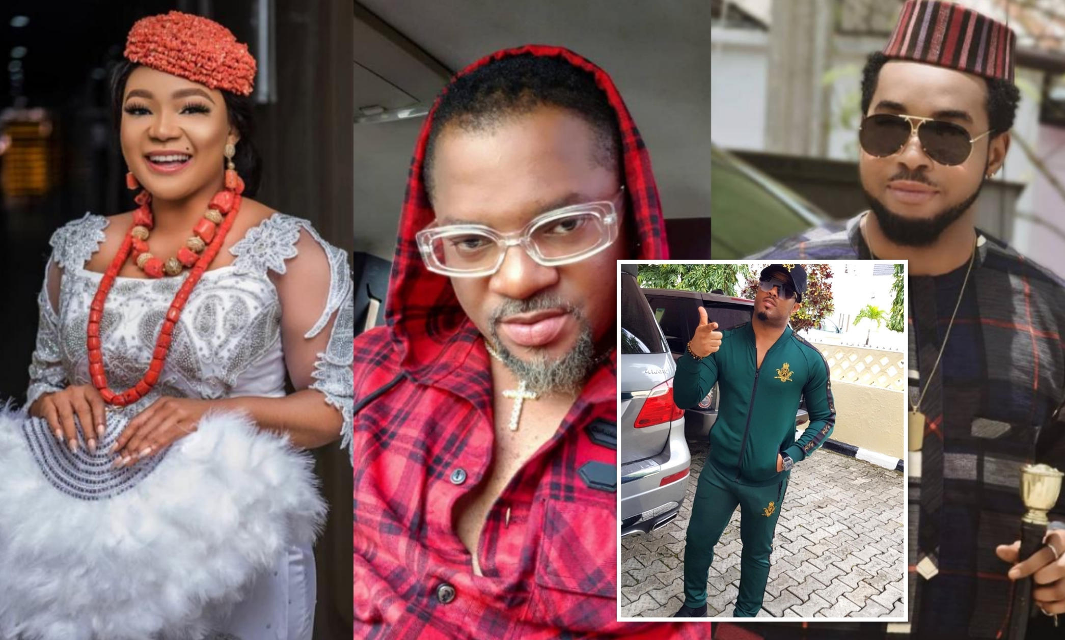 Mike Ezuruonye 38th Birthday - Amebo Book