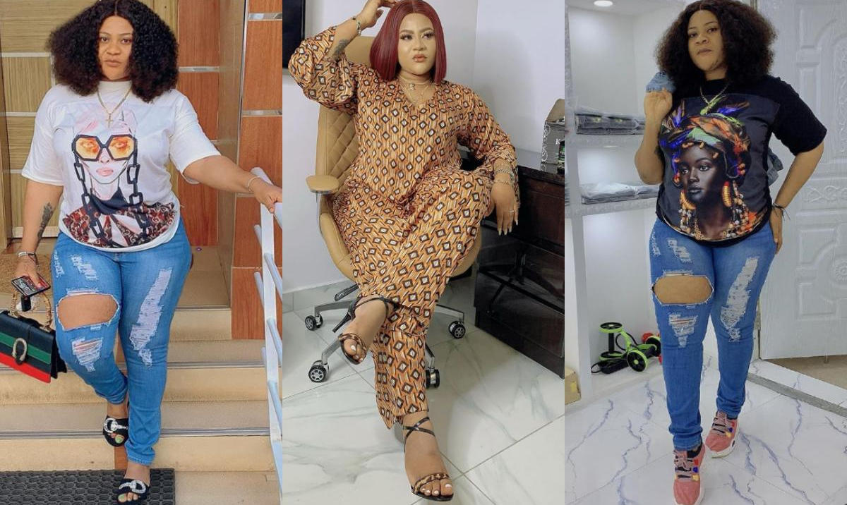 Nkechi Blessing Most Successful Year During Pandemic - Amebo Book