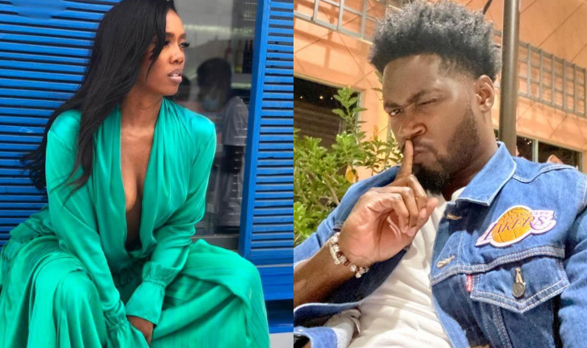 None Been Able To Replace Tiwa Savage's Ex husband Teebillz - Amebo Book