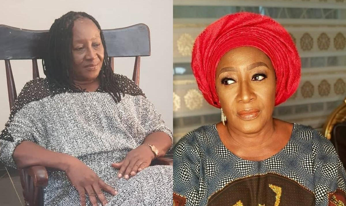 Patience Ozokwo Fans Good And Bad Times - Amebo Book
