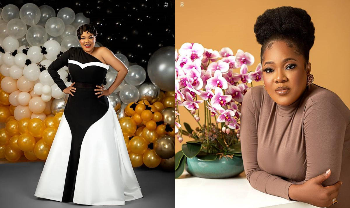 Toyin Abraham 38th Birthday - Amebo Book