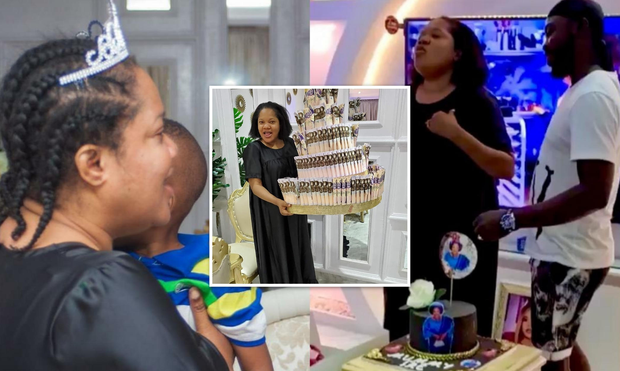 Toyin Abraham's 40th Birthday Bash - Amebo Book