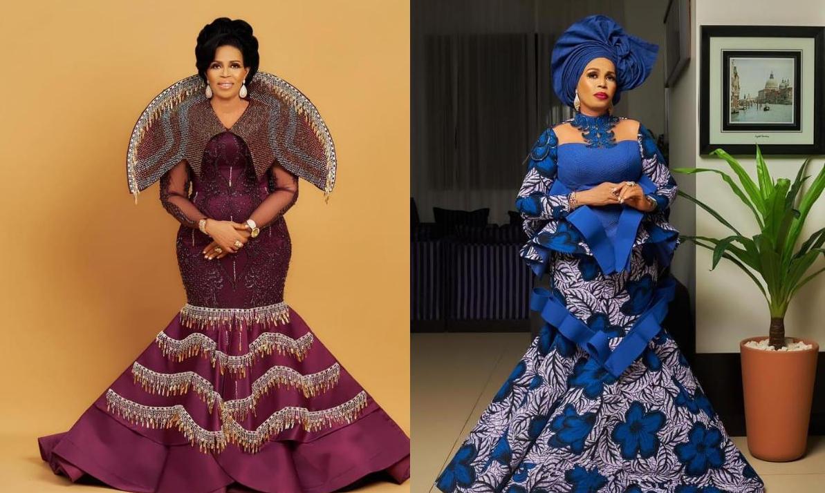 Toyin Afolayan Lola Idije 61st Birthday - Amebo Book