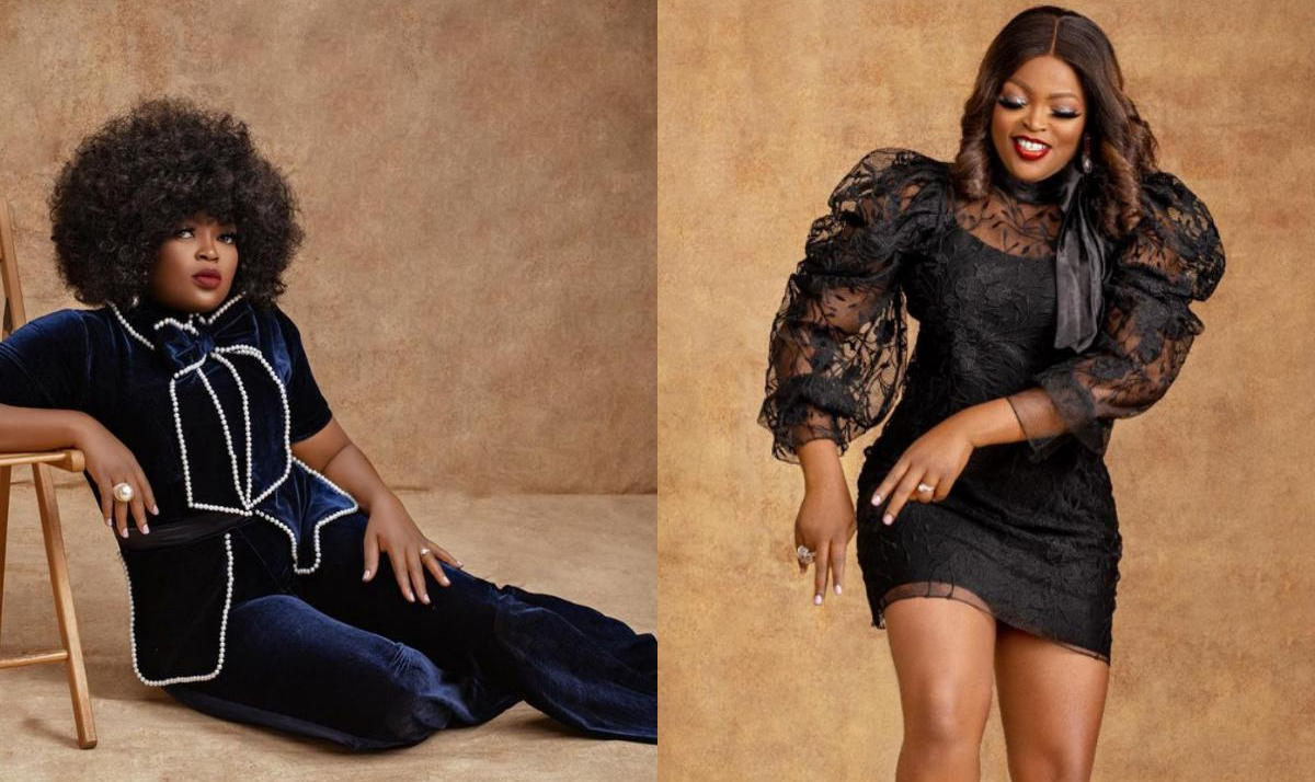Without God's Grace You Are Nothing Funke Akindele - Amebo Book