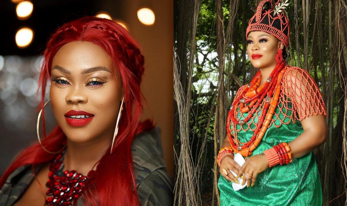 Daniella Okeke Straight Face Photo Shoot - Amebo Book