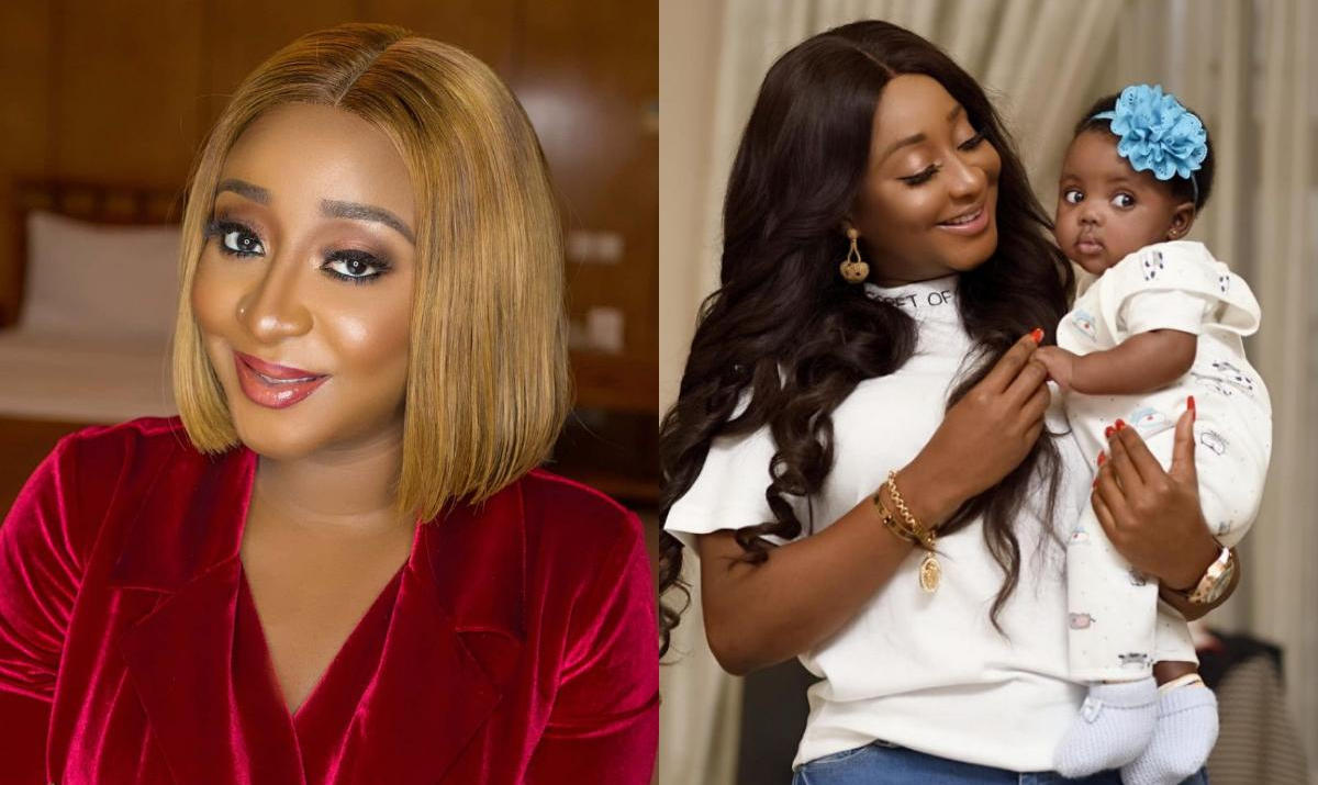 Ini Edo Sister Daughter Birth Testimony - Amebo Book