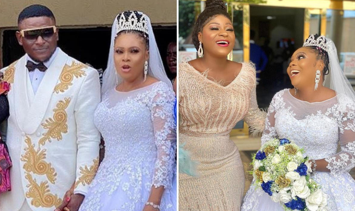Tim Ebuka And Ifunanyachukwu yvonne Damian Wedding - Amebo Book