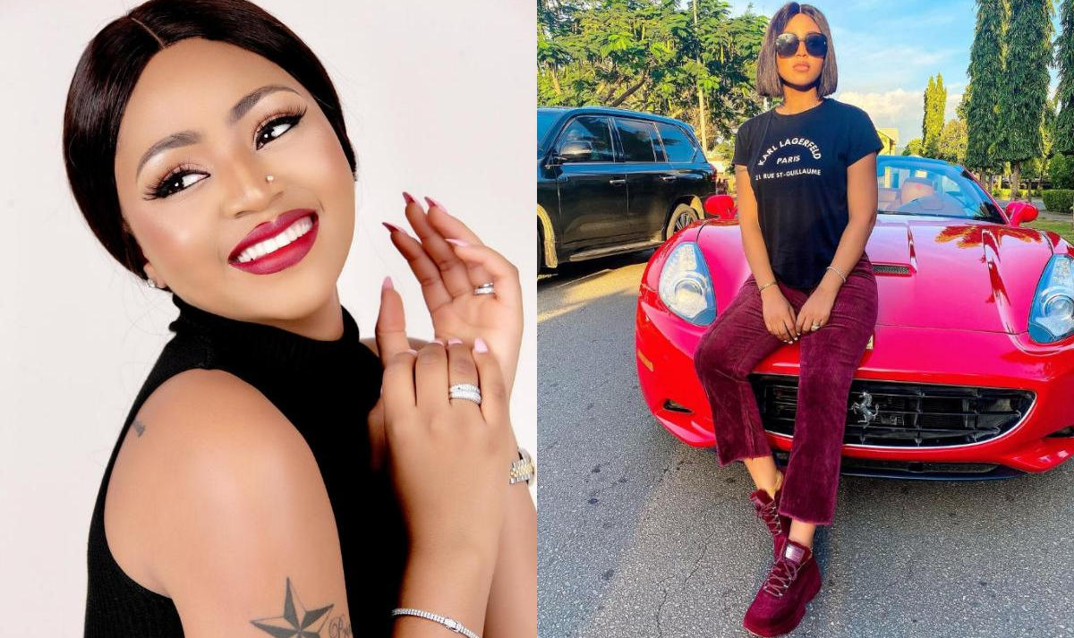 We Are The Painters Of Our Lives Regina Daniels