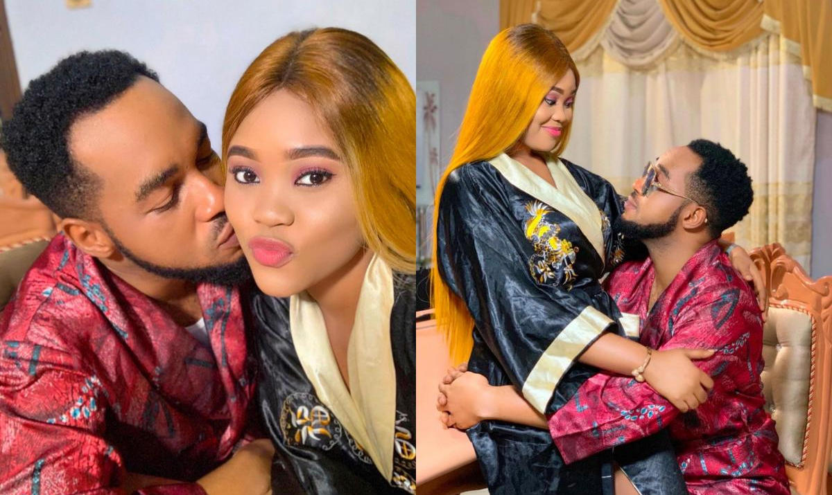 Chioma Nwaoha And Nonso Diobi Royal Class Nollywood Movie
