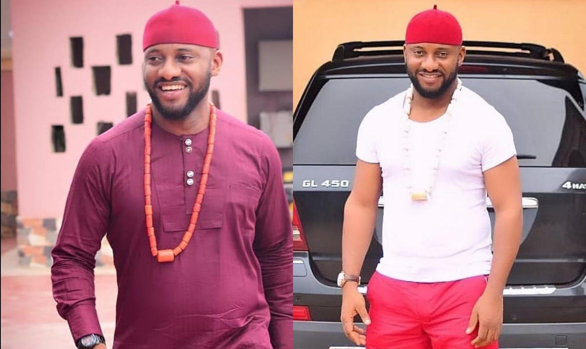 Nobody Has To Go Down For You To Rise Yul Edochie