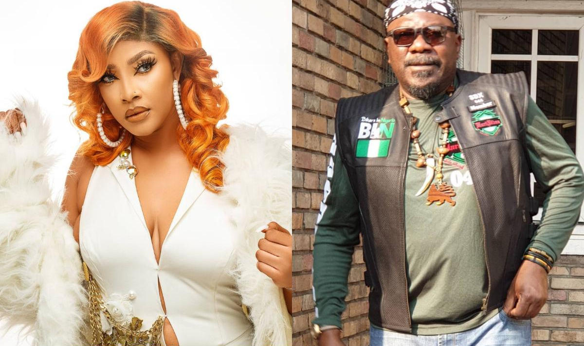 Sam Dede Acting Skills Out Of This World Angela Okorie