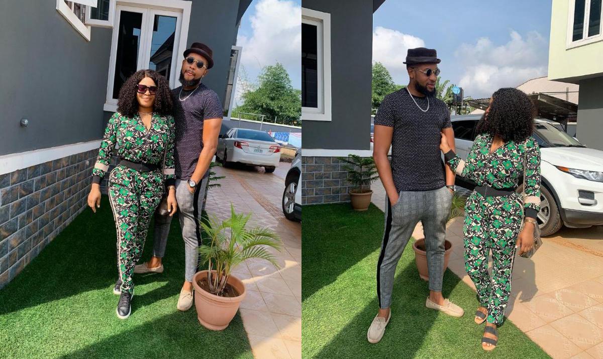 Normal For Badaiki Erom Shaggy Crushing On Wife