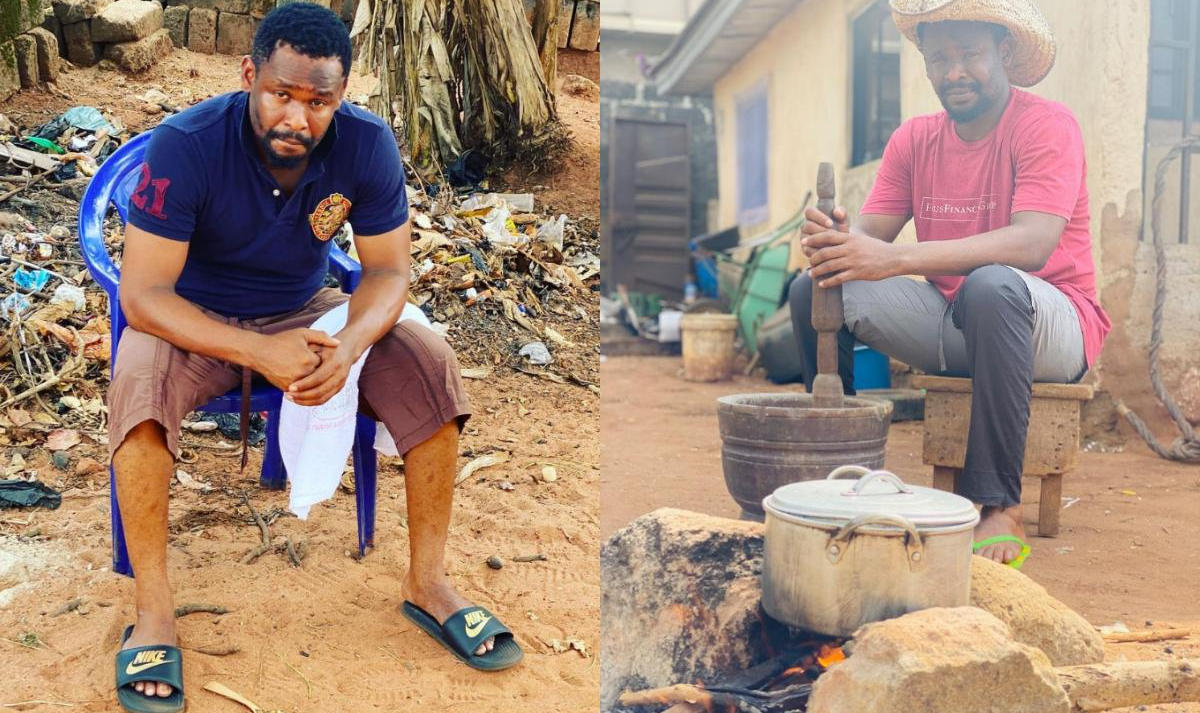 Zubby Michael Cooking - Amebo Book
