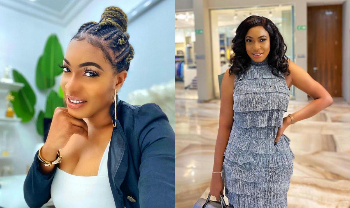 Chika Ike Carriage And Comportment Stands Out