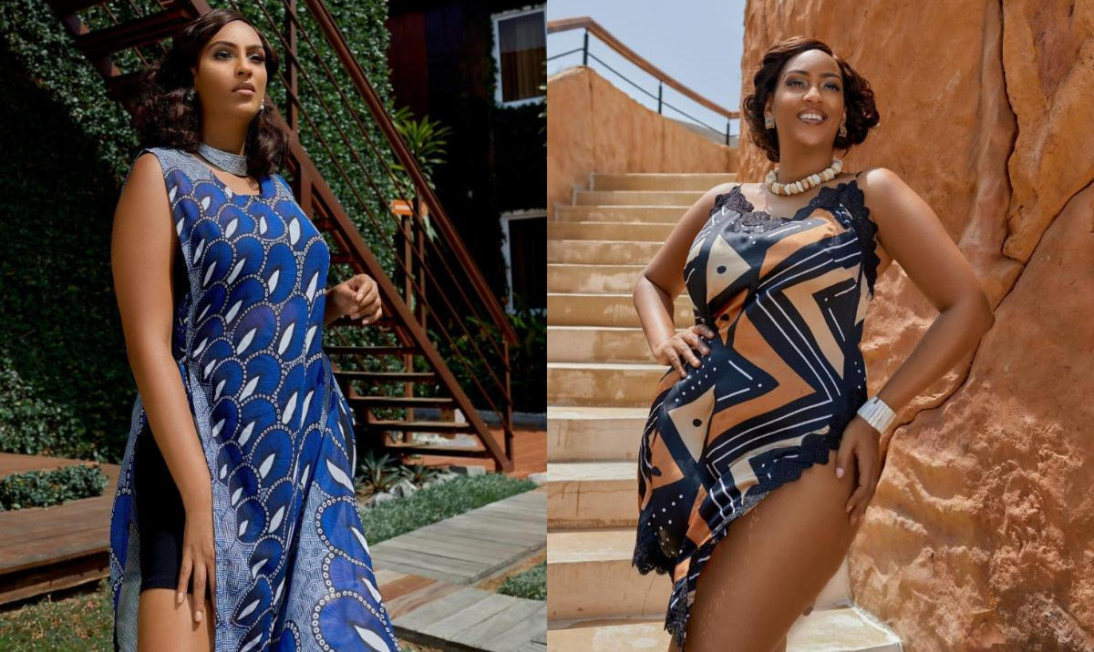 Child Within Juliet Ibrahim Loves To Play - Amebo Book