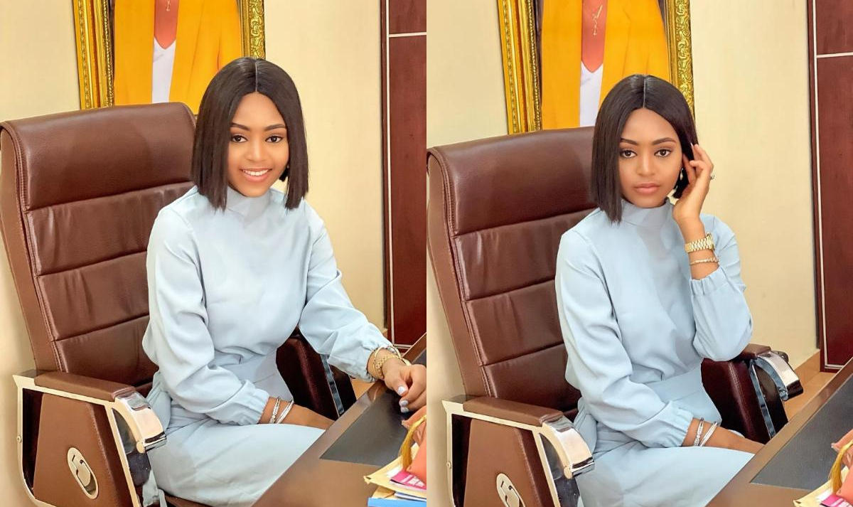 Create The Reality You Want For Yourself Regina Daniels