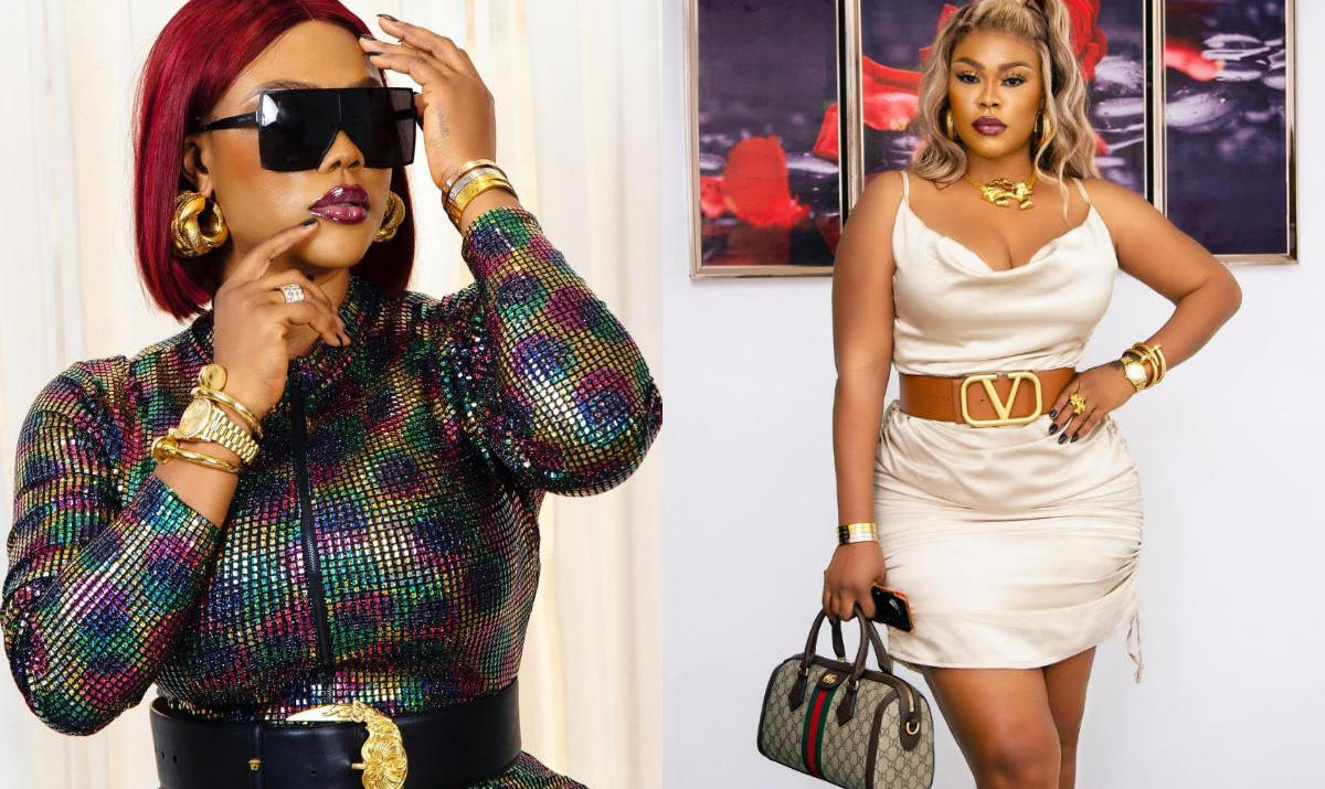 Daniella Okeke Makeup And Lashes Scares Men Away