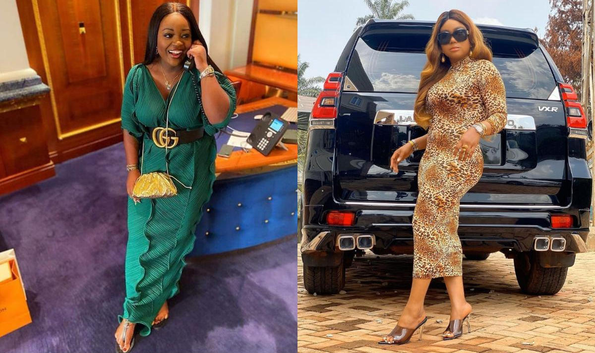 Jackie Appiah Class Is Expensive Rachael Okonkwo