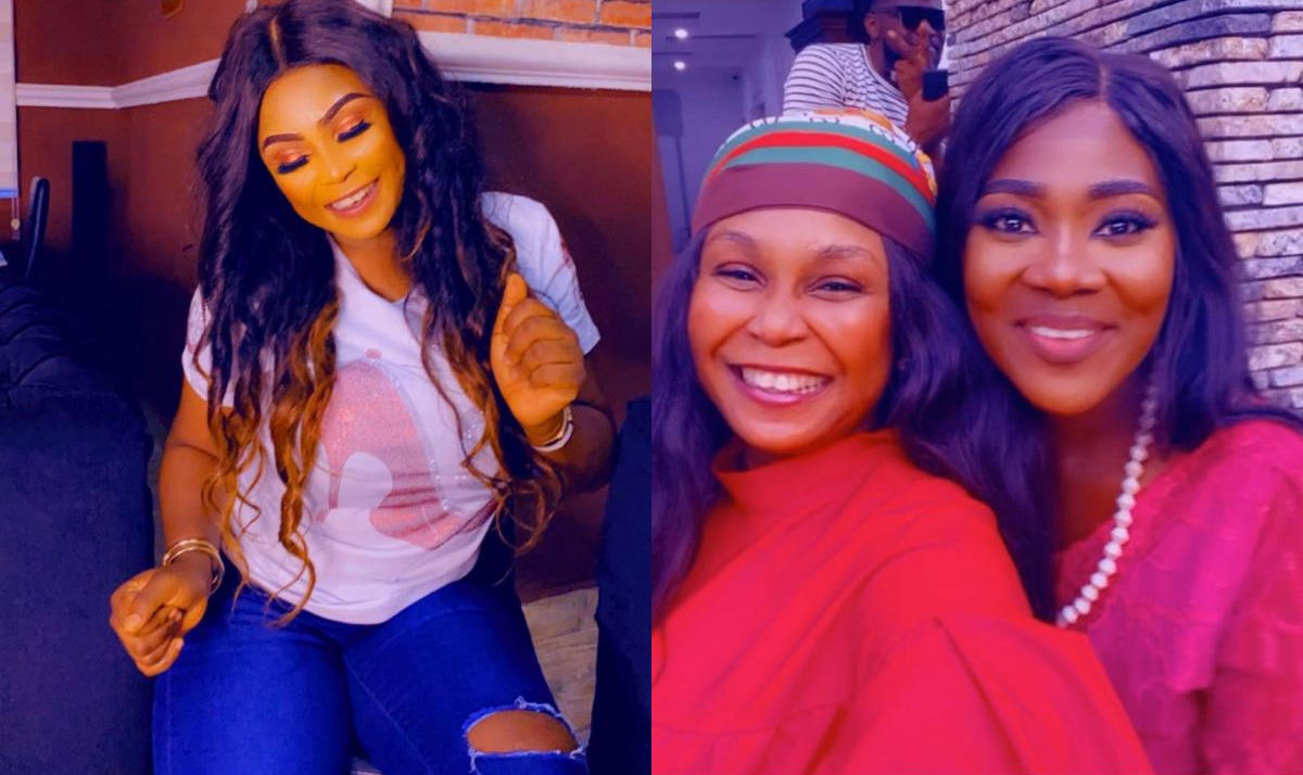 Mercy Johnson Care And Encouragement Ruth Eze