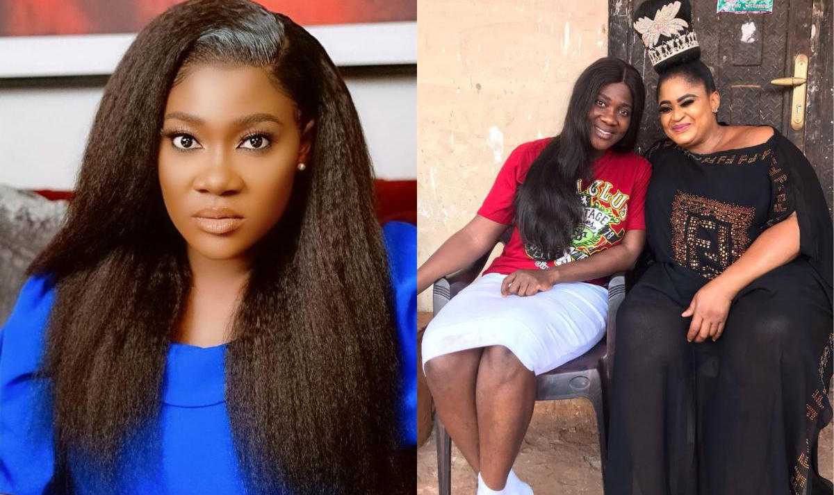 Mercy Johnson Number 1 In Nollywood Joyce Kalu
