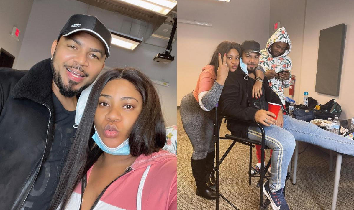 Nkechi Blessing Vibe Until She Met Ramsey Nouah