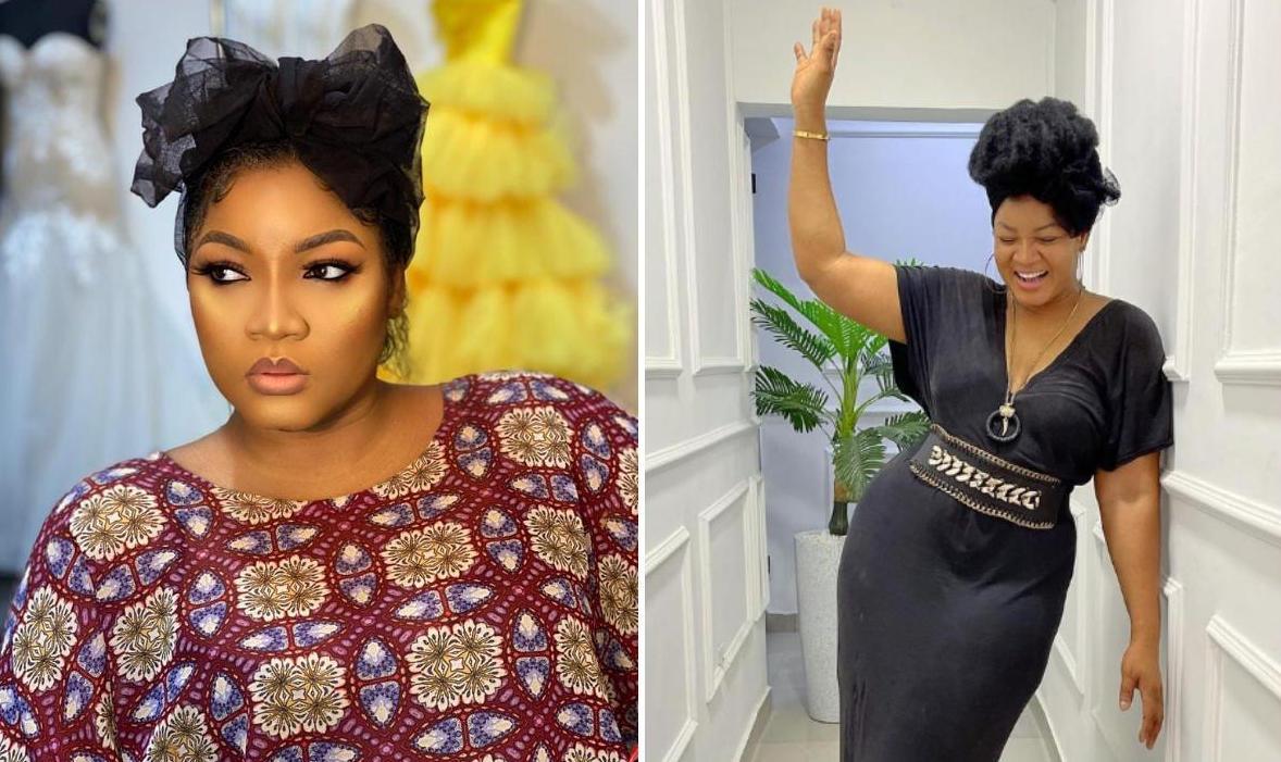 Omotola Jalade Second Woman God Created After Eve