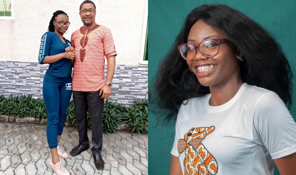 Tony Umez First Child Angel Ogochukwu 21st Birthday