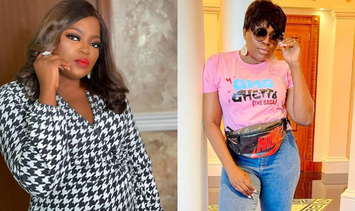 Be Original Cautious You Funke Akindele - Amebo Book