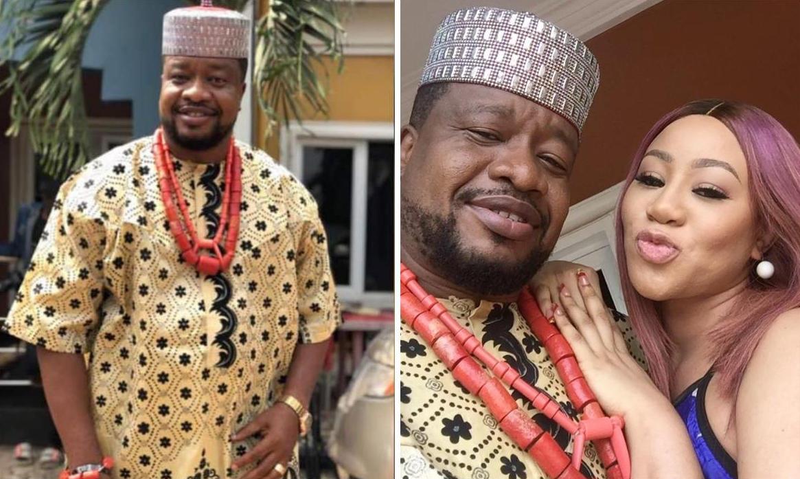 Browny Igboegwu And Chinenye Ubah Sing To Each other