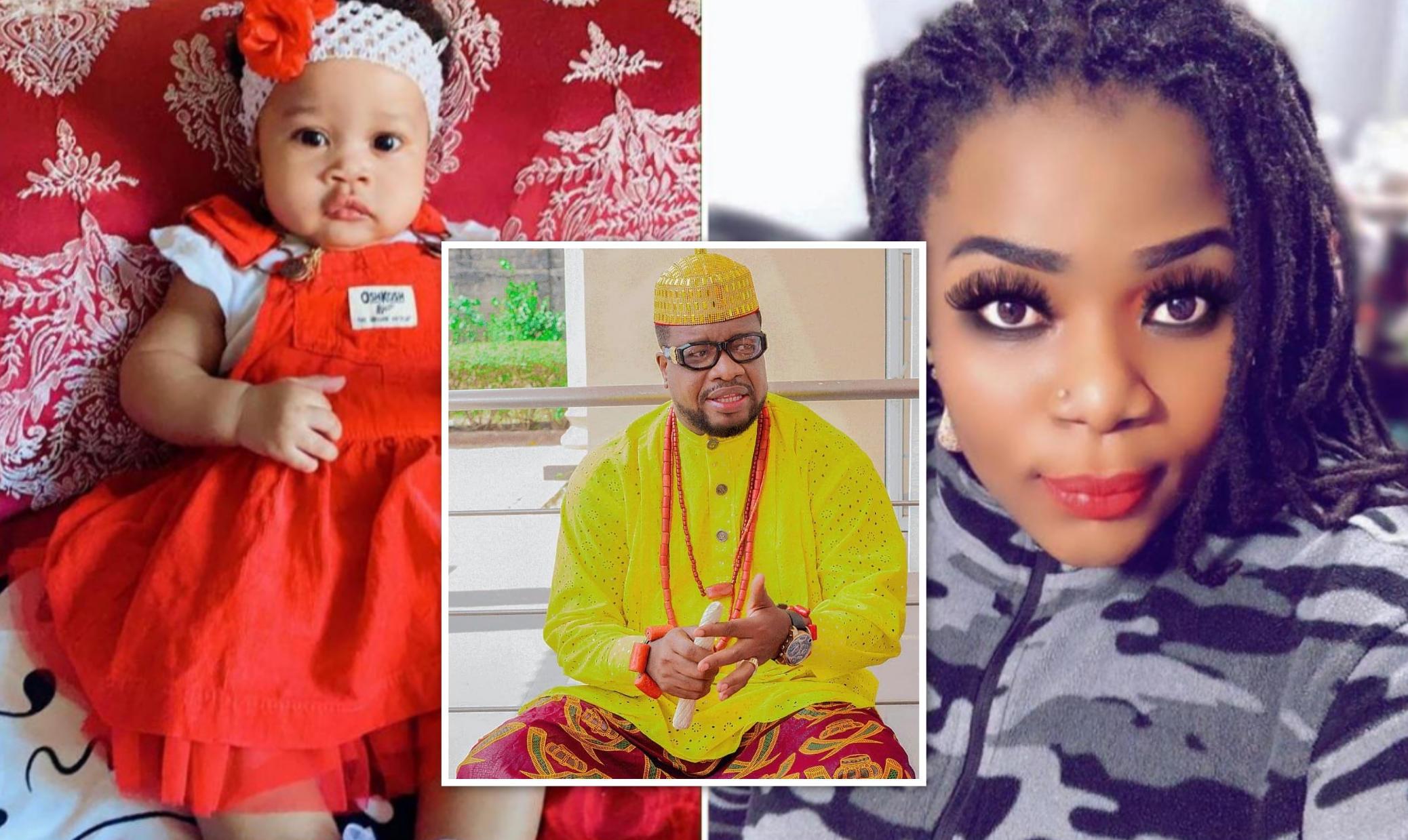 Browny Igboegwu Daughter Prettier Than Wife