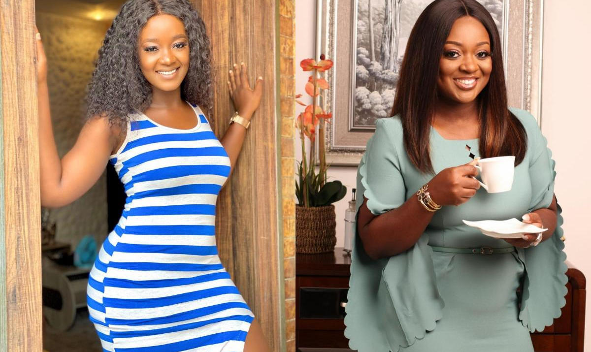 Jackie Appiah Big Sister I Love You Luchy Donalds