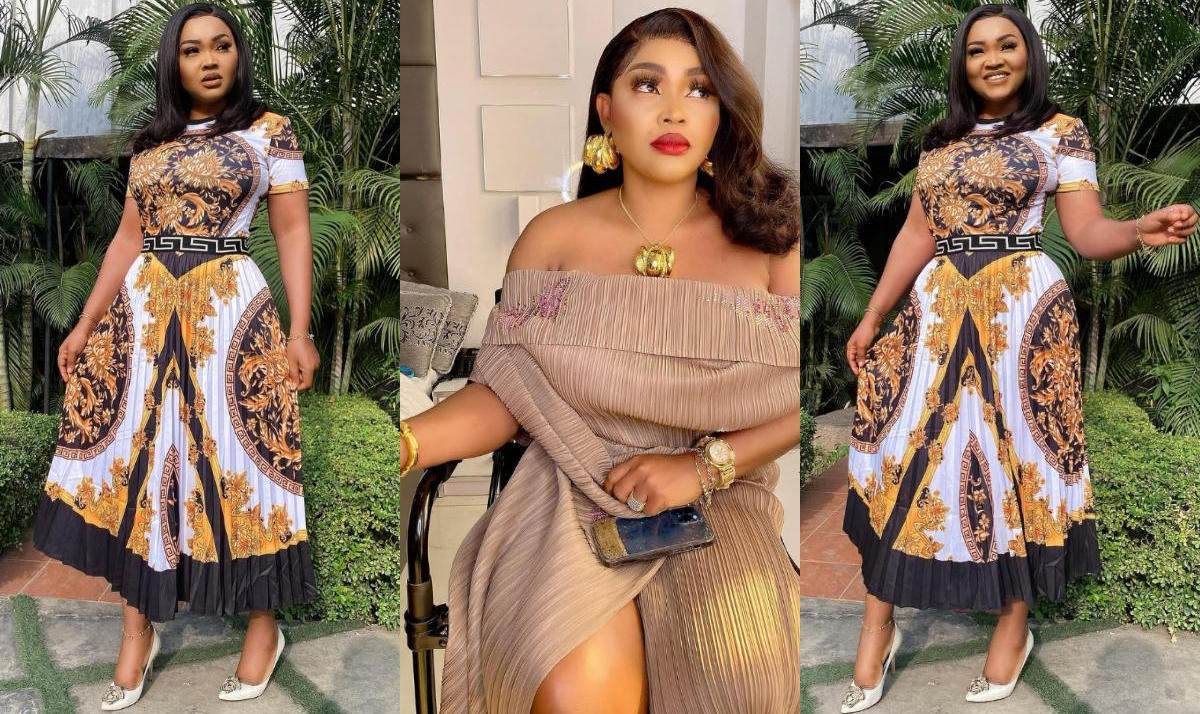 Playing Pretend For A Living Mercy Aigbe - Amebo Book
