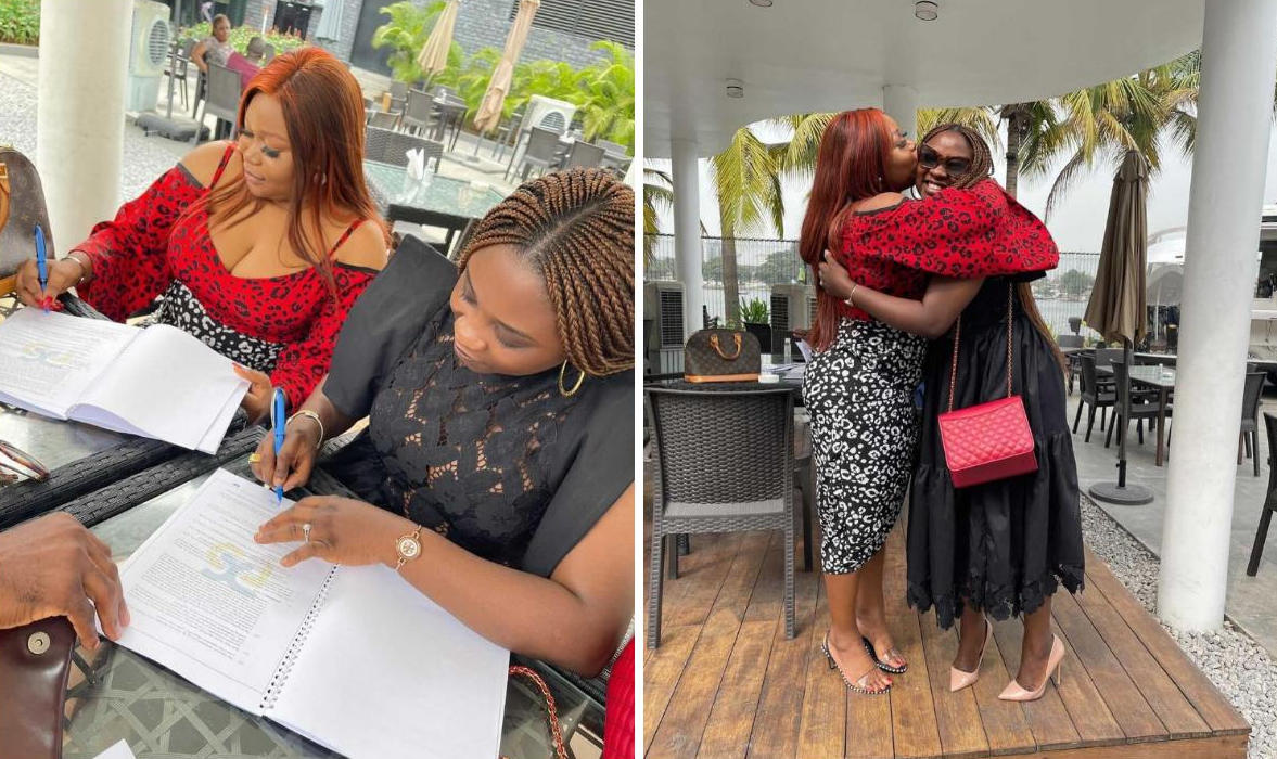 Ruth Kadiri Ambassadorial Deal With Dt Clothing - Amebo Book