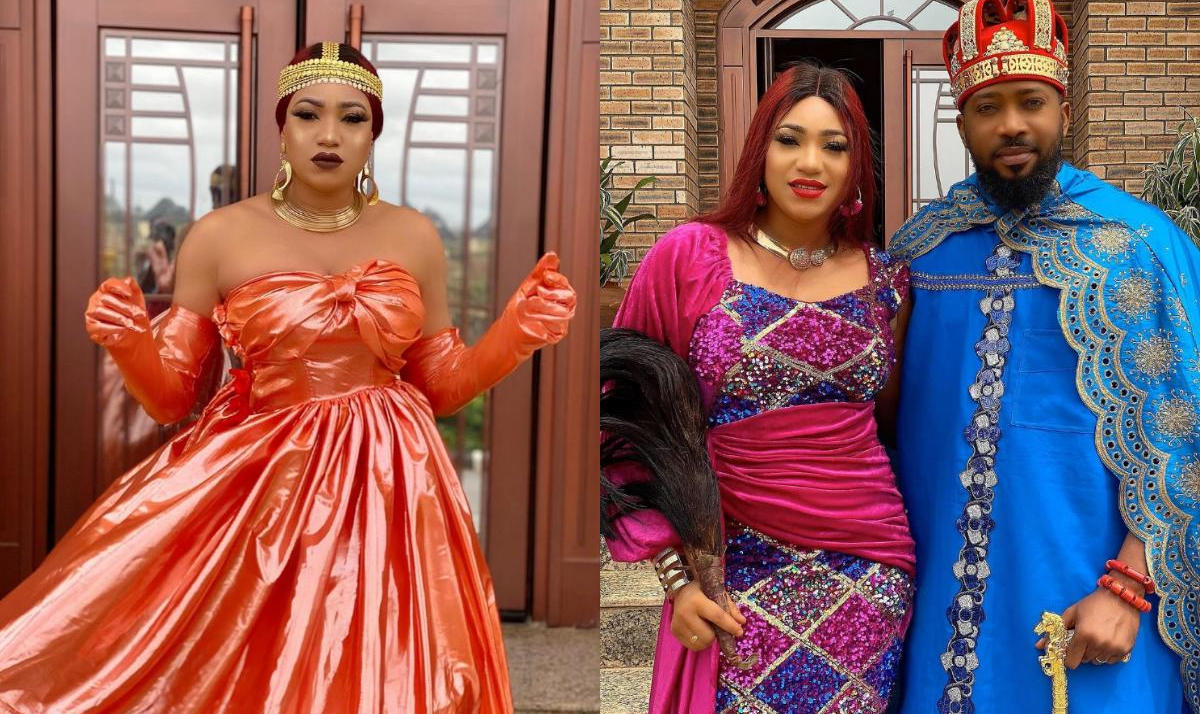Queeneth Hilbert Current Action Lady In Nollywood