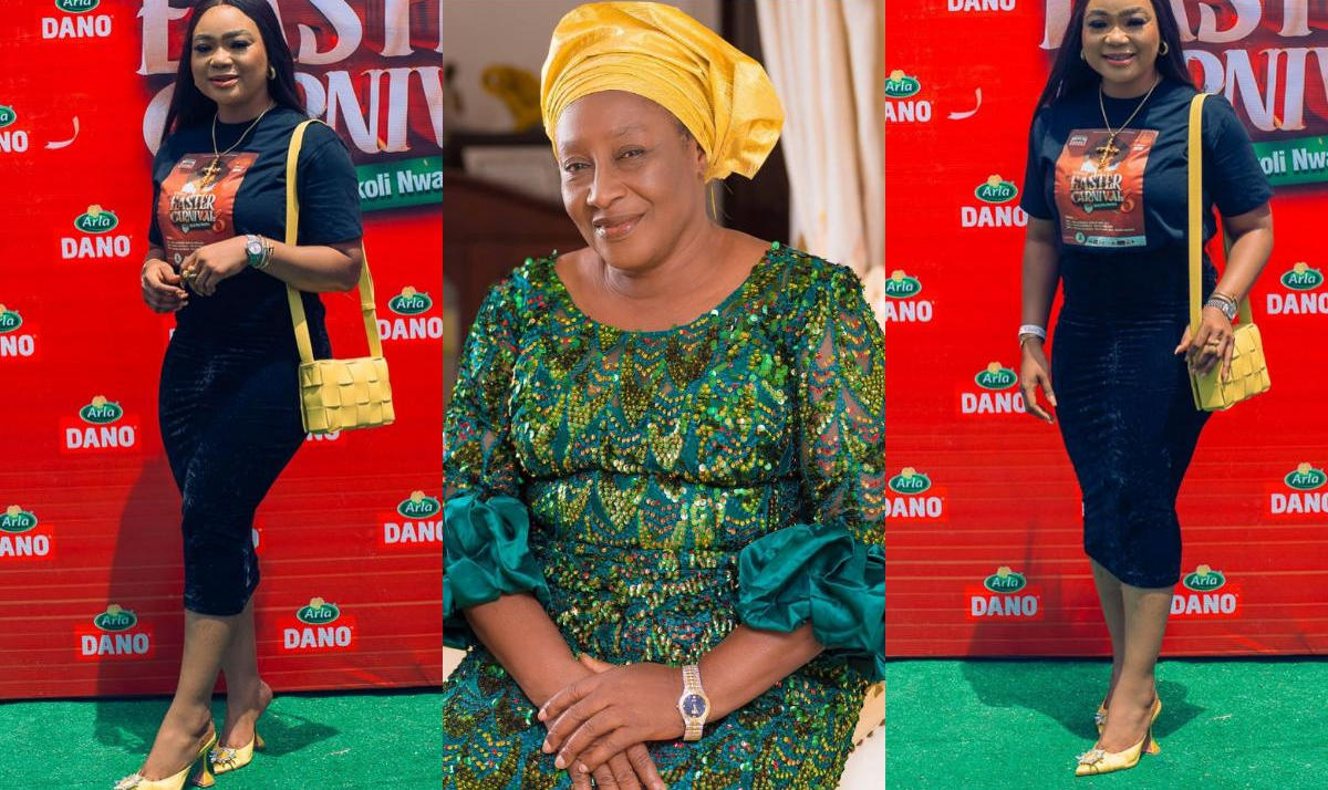 Rachael Okonkwo 3 Days Easter Carnival With Nkoli