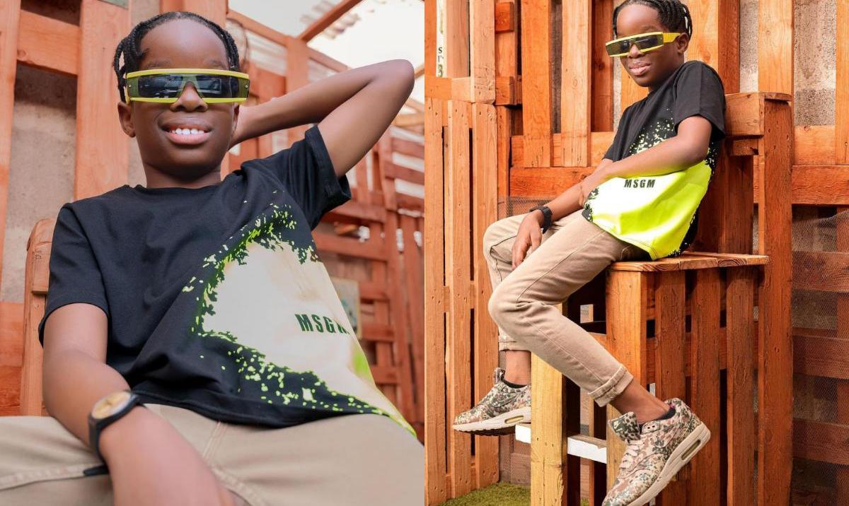 Wizkid First Son Boluwatife Balogun 10th Birthday