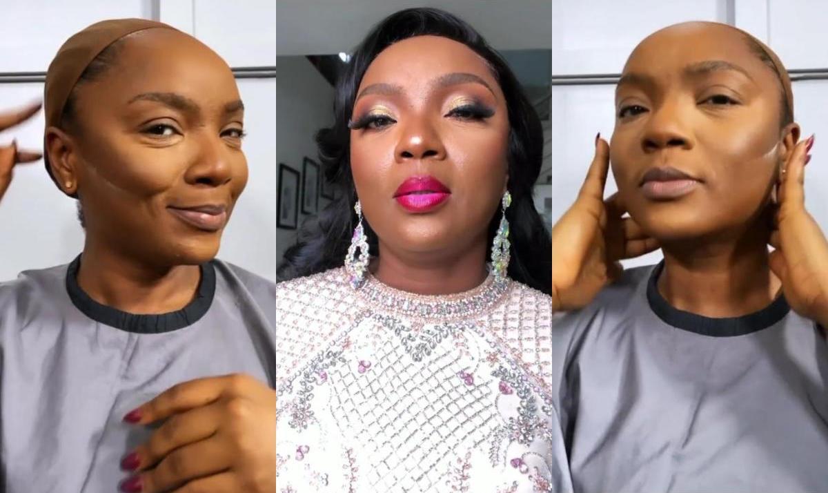 Chioma Akpotha Makeup-Free - Amebo Book