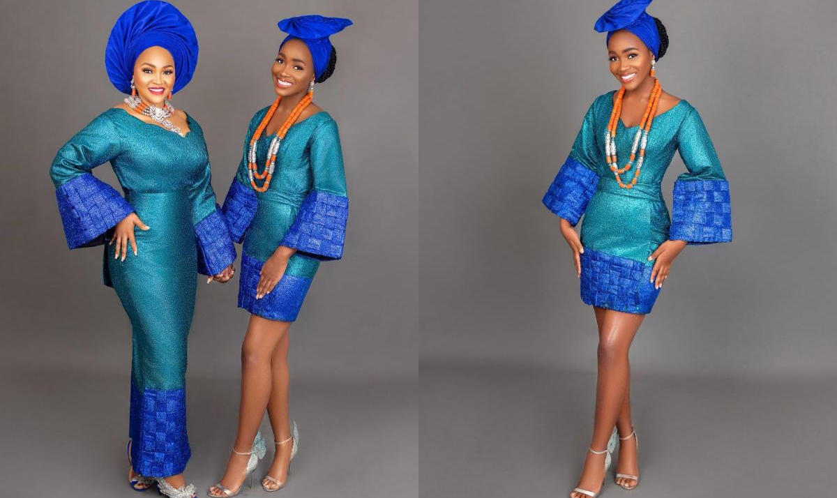 Mercy Aigbe Daughter Michelle 20th Birthday - Amebo Book