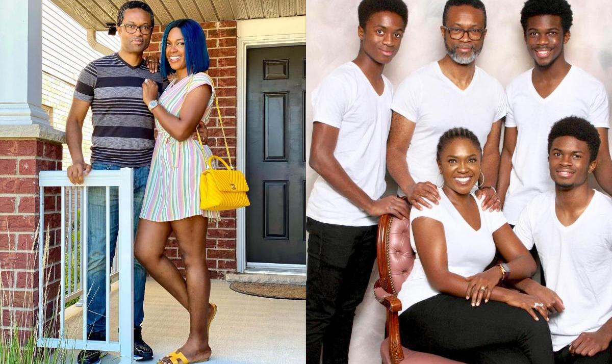 Omoni Oboli Husband Birthday - Amebo Book